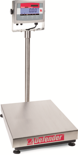 Defender 3000 Stainless Steel Bench Scale
