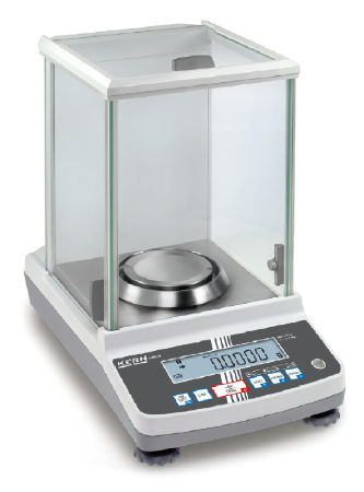 Analytical balance ABS-N/ABJ-NM