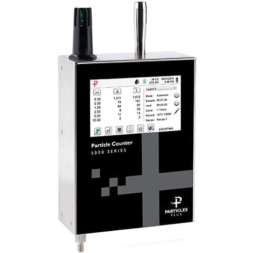 Remote Particle Counter Model 5301P