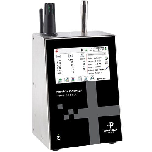 Remote Particle Counters Model 7501