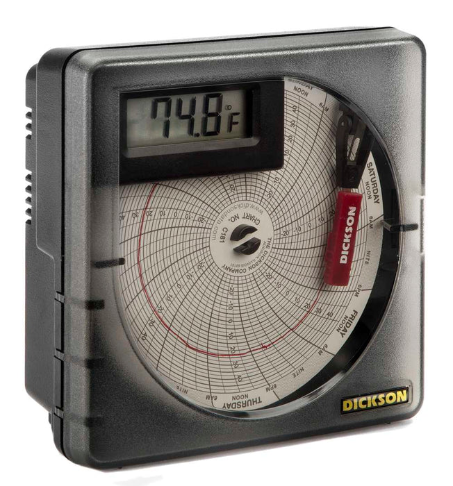 4″ Temperature Chart Recorder
