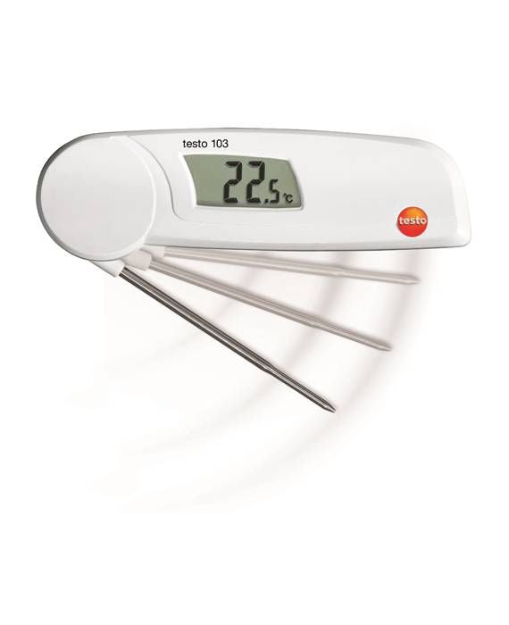Testo 103 - Penetration thermometer
