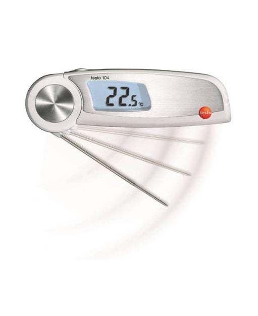 Testo 104 - Waterproof food thermometer