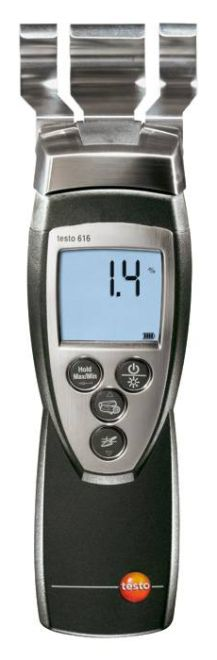Testo 616 - Moisture meter for wood and building materials