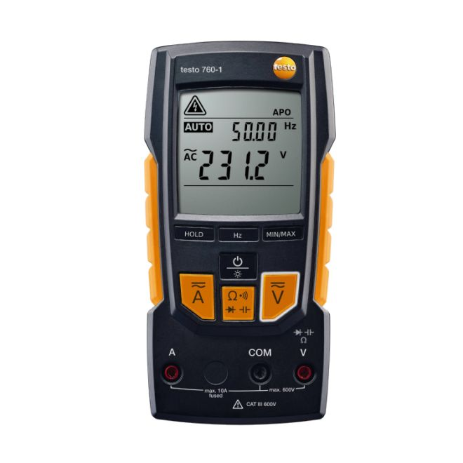 Testo 760-1 - Digital multimeter