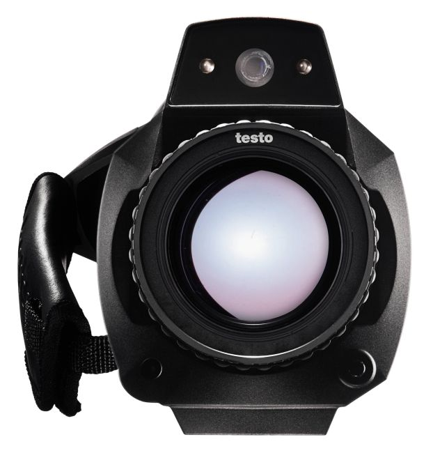 Testo 890 - Thermal imager with super-telephoto lens