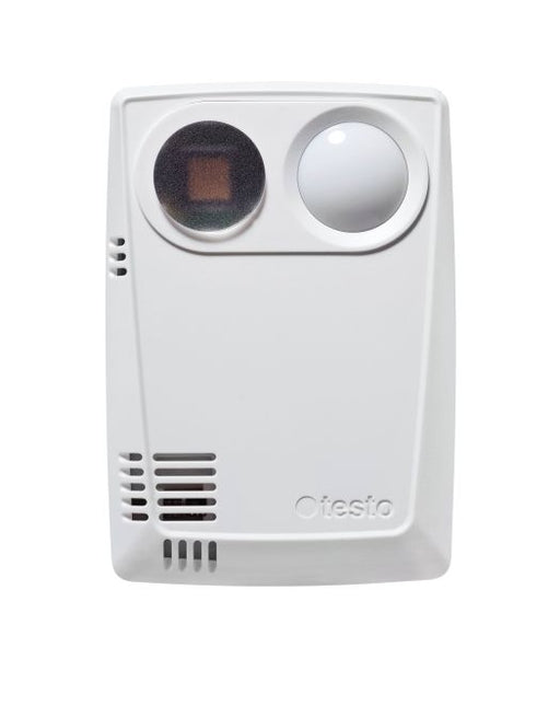 Testo 160 THL - WiFi data logger with integrated sensors for temperature, humidity, lux and UV radiation
