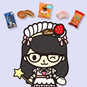 Sweetie Kawaii Maid's Top 5 Japanese & Asian Candy Recommendations