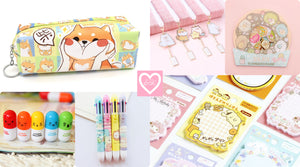 Kawaii Stationery!