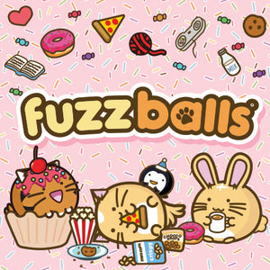 We are an official partner of Fuzzballs!