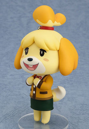 PRE-ORDER - Animal Crossing New Leaf Nendodroid Action Figure Shizue Isabelle Winter Ver. Collectables - Sweetie Kawaii