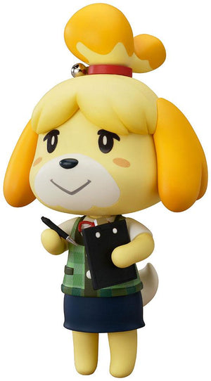 Animal Crossing New Leaf Nendodroid Action Figure Shizue Isabelle