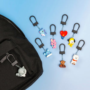 BT21 Character Backpack Buddies Keychain Mystery Blind Bag