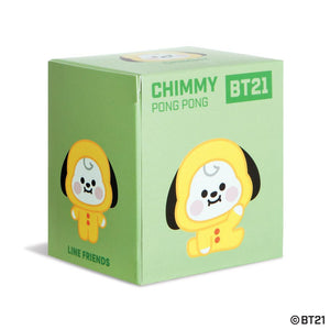 BT21 Baby Chimmy Pong Pong Plush