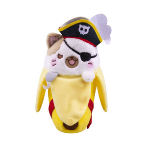 Bananya Plush - Pirate Bananya