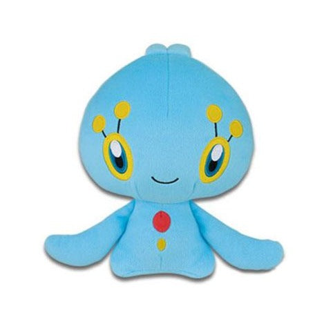 Manaphy Banpresto Pokemon Plush Figure