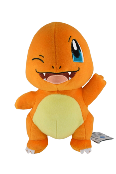 Banpresto Winking Charmander Pokemon Plush (Japanese Exclusive)