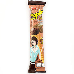 Caplico Chocolate Wafer Cone Japanese Candy & Snacks - Sweetie Kawaii