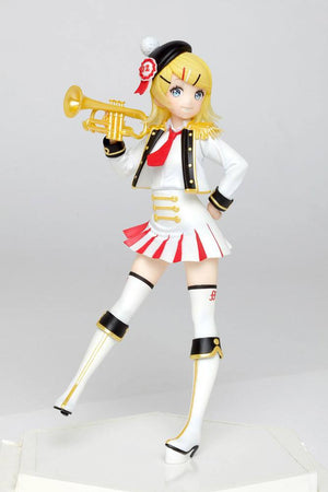 Character Vocaloid Series Statue Kagamine Rin Winter Live Version Collectables - Sweetie Kawaii