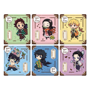 Demon Slayer: Kimetsu no Yaiba Retro Acrylic Mascot Stand Outing Colorful Ver.