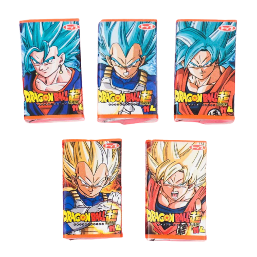 Dragonball Ramune Soda Flavoured Chewing Gum Candy