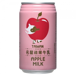 Famous House Apple Flavoured Milk Drink