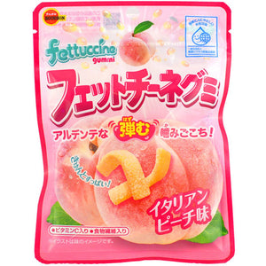 Fettuccine Peach Gummy Candy Japanese Candy & Snacks - Sweetie Kawaii