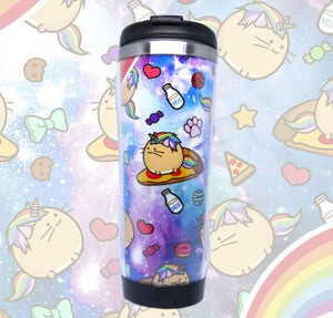 Fuzzballs Meowgical Travel Mug Homeware & Kitchen - Sweetie Kawaii