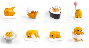 Gudetama Action Vinyls Mini Figures - Wave 2 Edition Collectables - Sweetie Kawaii