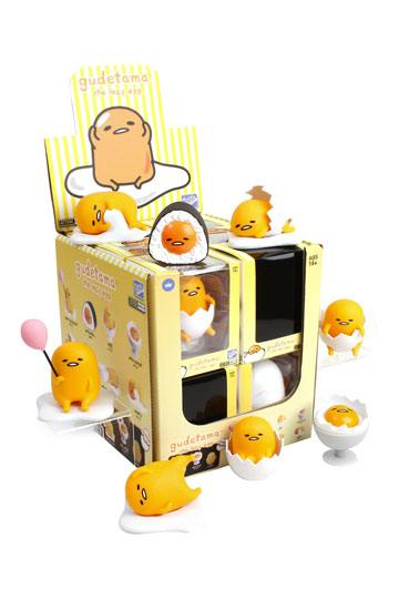 Gudetama Action Vinyls Mini Figures - Wave 2 Edition