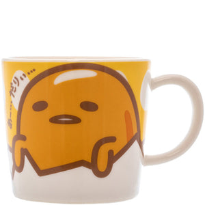 Gudetama Lazy Egg Face Pattern Small Mug Mugs & Drinks Bottles - Sweetie Kawaii