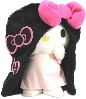 Sanrio Hello Kitty x Sadako (The Ring 'Samara') Plush