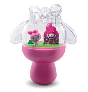 Hello Sanrio Capsule Diorama with Figures - My Melody