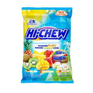 Hi-Chew Peg Bag Tropical Fruit Mix Candy
