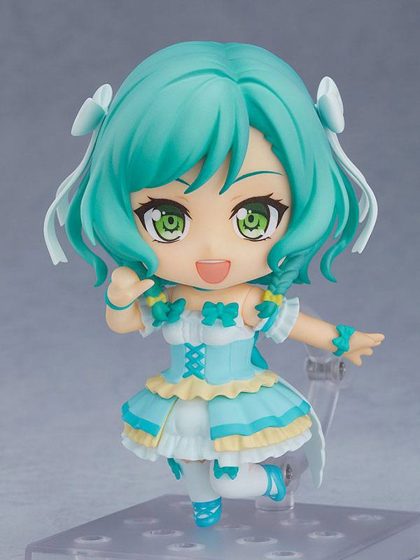 BanG Dream! Girls Band Party! Nendoroid Action Figure Hina Hikawa Stage Outfit Ver