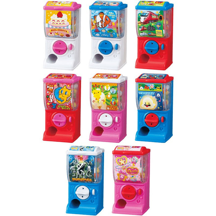 Jyu-C Candy Capsule Mini Gashapon Machine