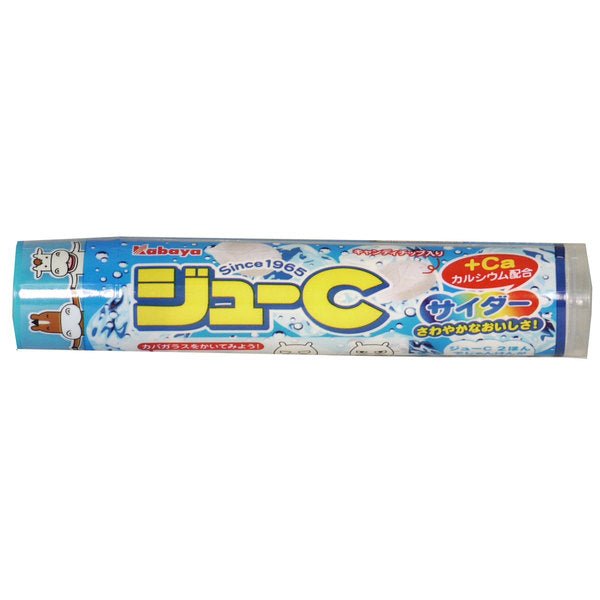 Jyu-C Ramune Tablet Candy