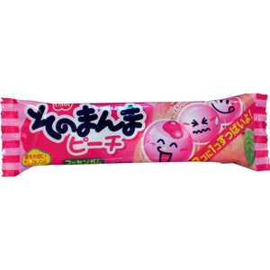Koris Sonomanma Peach Soft Centred Chewing Gum Japanese Candy & Snacks - Sweetie Kawaii