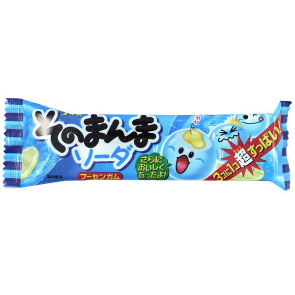 Koris Sonomanma Ramune Soda Soft Centred Chewing Gum