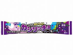 Kajiriccho Grape & Soda Rope Soft Candy