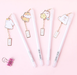 Kawaii Animal Star Office School Pen Stationery - Sweetie Kawaii