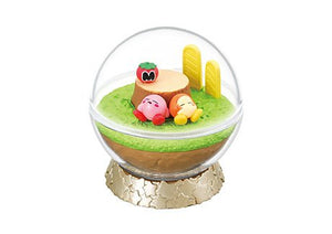 Re-ment Kirby Dream Fountain Terrarium Rement Figures - Sweetie Kawaii