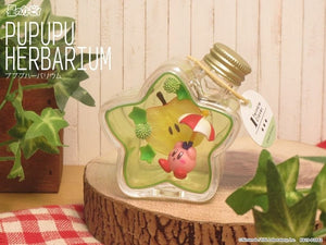 Re-ment Kirby Pupupu Herbarium Rement Figures - Sweetie Kawaii