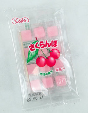 Kyoshin Cherry Mochi Candy Japanese Candy & Snacks - Sweetie Kawaii
