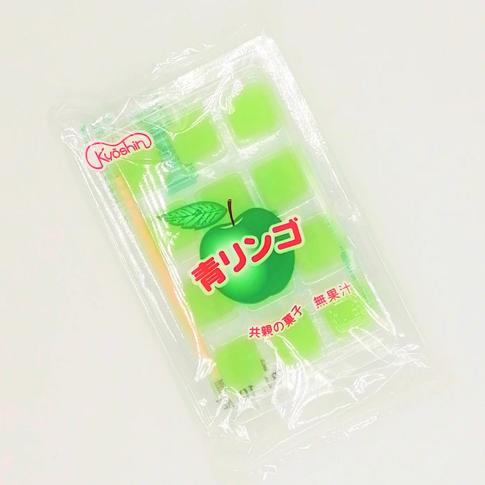 Kyoshin Green Apple Mochi Candy
