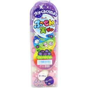 Lotte Fusen No Mi Blueberry Chewing Gum - Sweetie Kawaii