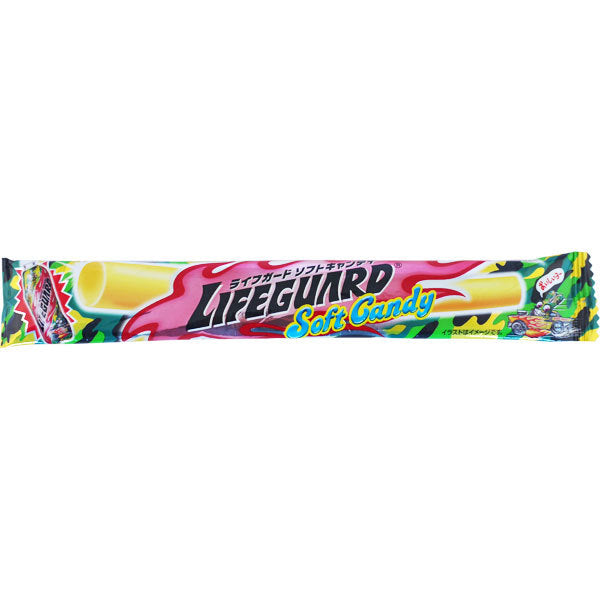 Lifeguard Energy Drink Rope Soft Candy