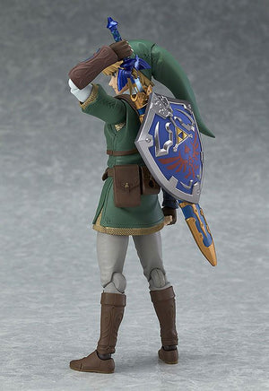 The Legend of Zelda Twilight Princess Figma Action Figure Link
