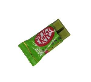 Matcha Green Tea Kit Kat Chocolate Bar Japanese Candy & Snacks - Sweetie Kawaii