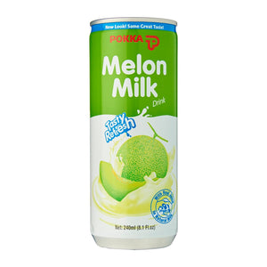 Pokka Melon Milk Drink Japanese Candy & Snacks Sweetie Kawaii
